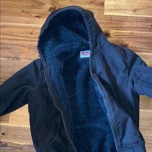 Levi's Heavy Sherpa Jacket